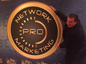Bob Proctor beim GoPro 2015 in Las Vegas